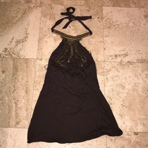 Halter top dress